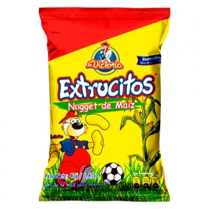 Extrucito Familiar Natural 38 gr. - Productos la victoria