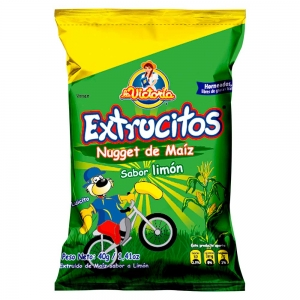 Extrucito Limón Familiar 38 gr.