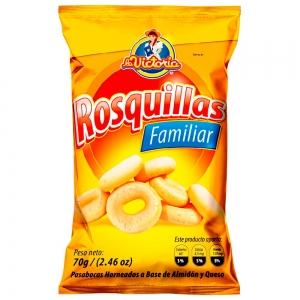 Rosquillas Familiar 70 gr.