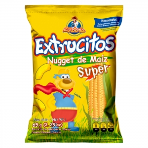 Extrucito Super Natural 65 gr.  - Productos la victoria