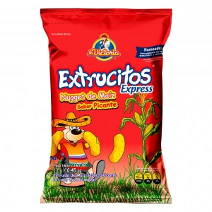 Extrucito Express Picante (Display x 12 UND.)