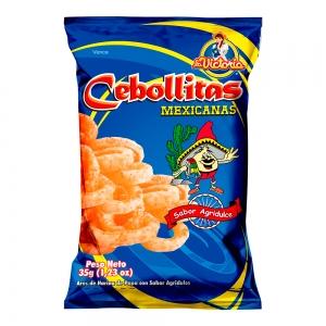 Cebollitas Mexicanas 35 gr.  - Productos la victoria