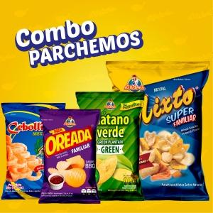 COMBO PARCHEMOS - Productos la victoria