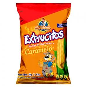Extrucito Familiar Caramelo 38 gr. - Productos la victoria