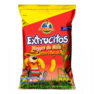 Extrucito Familiar Picante 35 gr.