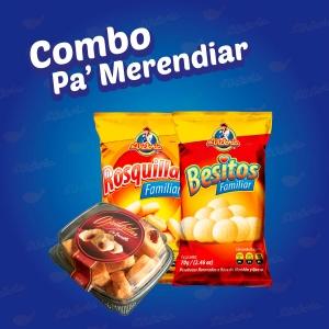 COMBO PA'MERENDIAR - Productos la victoria